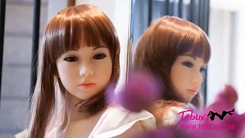 Lovable realistic young sex doll