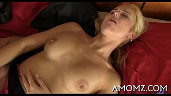 Lascivious mature is insane about cock