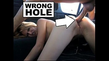 oops! wrong hole