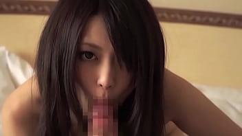 ホテルでスレンダーギャルがフェラ、そのままセックス【桜井あゆ】