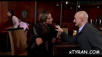 Aroused Gina Killmer enjoys love stick