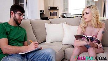 Lexi Lore In Bratty Blonde Sister