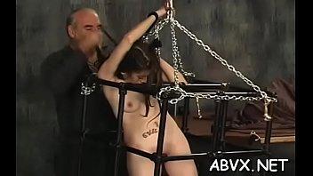 Hot sweethearts serious xxx bondage amateur scenes on cam