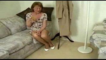Brazilian granny getting ready to fuck