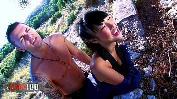 Oriental pornstar Sharon Lee Fucked in the ass by Andrea Moranty