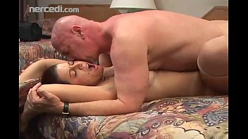 Video clip of man inserting rod into his dick Chunky chick fucks older man and swallow