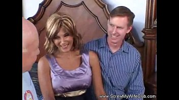 Slutload swinging dicks - Swinging action for horny housewife
