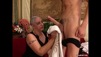 Gallery mature sex young Granny loves big dick
