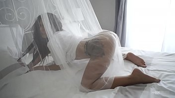 Strip cooler curtains Busty bulgarian babe teasing for nudex