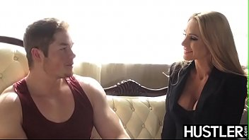 Wishes cum true - Lusty cutie sarah jessie gets hardcore rammed by young stud