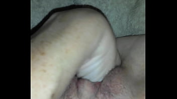 Wife's massive sloppy pussy