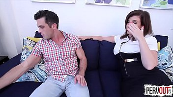 Sara Jay Fucks Her Son in Law Lance Hart TABOO PEGGING thumbnail