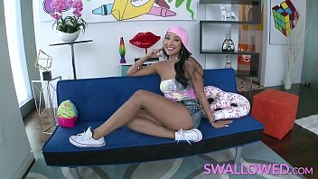 SWALLOWED Vicki Chase likes it wet and sloppy