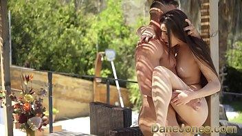Dane Jones Gorgeous brunette teen Anya Krey seduces cheating therapist
