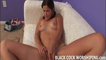 My tight little pussy needs some big black cock