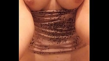 Teen toilet whores Pissing with my titties hanging out