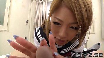 [Pov] Japanese Blowjob #29 - From Javz.se