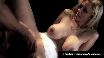 Porn Musical? No! It is Milf Julia Ann Banged On Broadway!