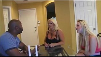 YouPorn - Hot mom helps daughter to slay a BBC