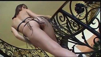 Katsuni Asian girl gets penetrated while sucking a full cock