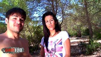 Latina pornstar Samia Duarte fucking in the woods 26 min
