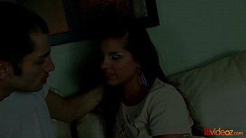 18videoz - Satisfied Angel Rivas by a stranger