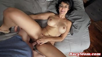Fucking My Stepmom After Watching Porn - Penny Barber