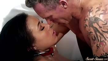 magnificent phrase and asshole shaved and fucked she cums the point