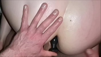 14962 Young Mom has big juicy ass plugged and is fucked in pussy until she cums preview