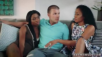 Big tits and ass mom playmate first time Mothers Interracial