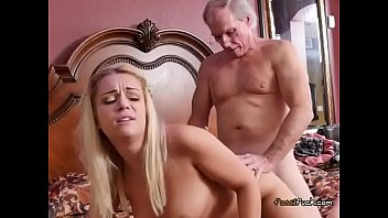 Teen Kenzie Green Gets Shared And Fucked By Old Men