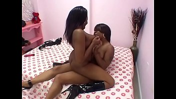 Dance lap lesbian - Lesbian black girls sani and coco butter get down and dirty in bed after a lap dance