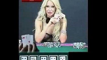 Strip poker humiliation - Luciana salazar strip poker