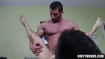 Gay muscle carttons - Muscle gay fuck his cute stepbrother anal and cumshot - more on gayhotcam.esy.es