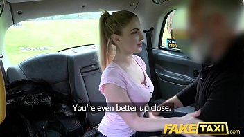 Porn on taxi Fake taxi blue eyed scottish babe loves rough fucking on back seat of taxi