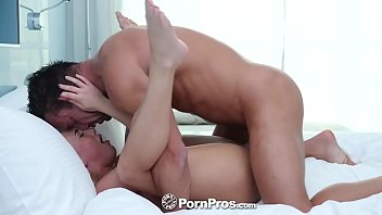Atlantis cruise sex Pornpros elevator blowjob turns into fuck and facial with carter cruise