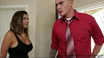 Gorgeous babe Danica Dillon gets banged in the ass by brute Clover