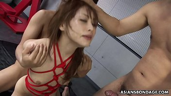 Quicktime bdsm - Bdsm annihilation with three cocks that she loves