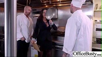 Hot Nasty Cute Girl (Ava Addams) With Big Juggs Like Sex In Office vid-07