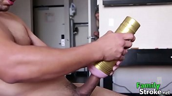 Step Brother Caught with Pussy Toy POV ⏩ Full in FamilyStroke.net