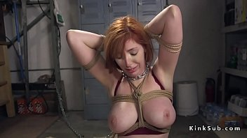 Wife catch husband redhead Cheated husband anal bangs huge tits redhead