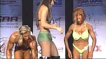 Shemale bodybuilding