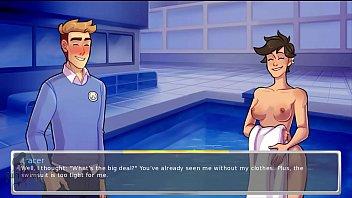 Порно зрелые женщины в бассейне
