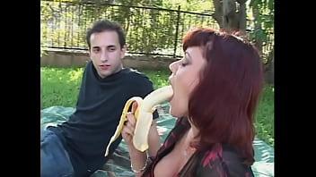 MILTF #7 - Mature stepmom seduce their stepson's best friend