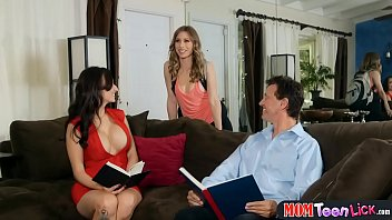 New stepmom hot lesbian fuck with her stepdaughter