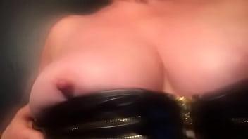 Miss erotic - Erect nip slip