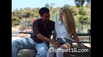 Hot Blonde Mara Pleasure Gets Fingered