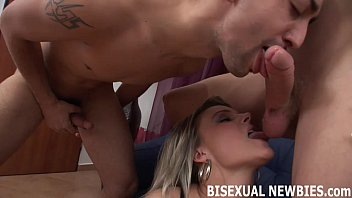 Cocksucking bisexual porn I will teach you how to be a pro cocksucker