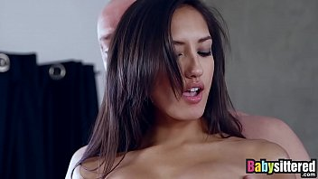Chloe 18 pussy free - Teen latina with amazing ass fucked and facialized