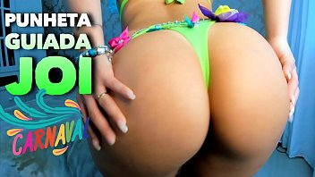 Hot sexy stripper - Carnaval 2020 - gostosa fazendo voce gozar no carnaval - punheta guiada - joi hot brazilian girl jerk off instruction